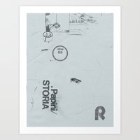 Oltre 80 Art Print