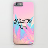 What The F**k iPhone 6 Slim Case