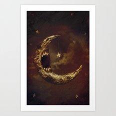 Star Eater Art Print
