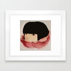 In Bloom :: I See You Framed Art Print