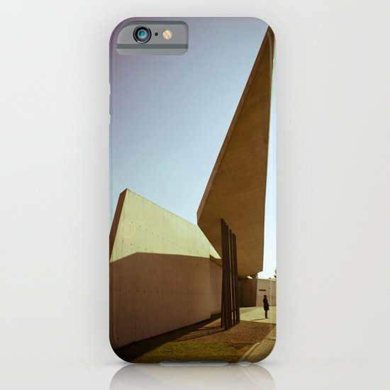 Zaha's Fire Station iPhone & iPod Case