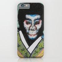 Kabuki Face Paint iPhone 6 Slim Case