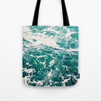 Dive In Tote Bag
