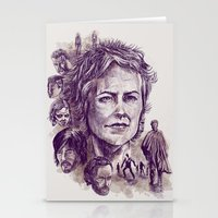 Carol Stationery Cards