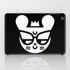 Skeptical Mouse iPad Case