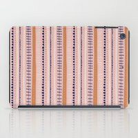 Pink & Orange Pattern iPad Case