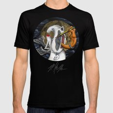 TOOL N°1 Mens Fitted Tee Black SMALL