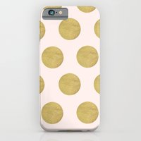 Stay Golden iPhone 6 Slim Case