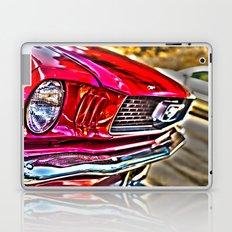 Mustang on Hollywood Hills Laptop & iPad Skin