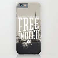Free Indeed - Photo iPhone 6 Slim Case