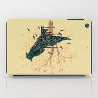 Fading Beauty iPad Case