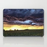 Light At The End Of The … iPad Case