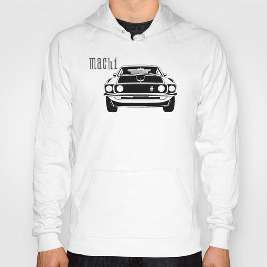 Mach 1 Hoody