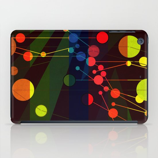 Planetary System I iPad Case