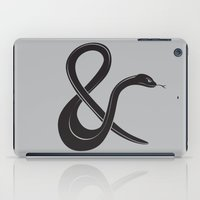 ampersssssand iPad Case