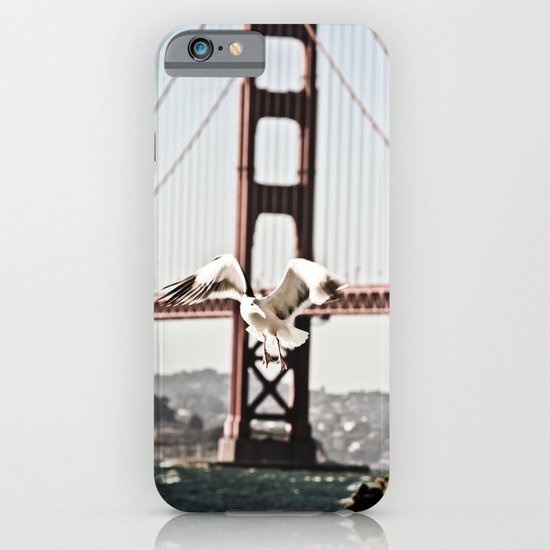 BAY GULLS iPhone & iPod Case