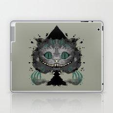 Cat of Spades Laptop & iPad Skin