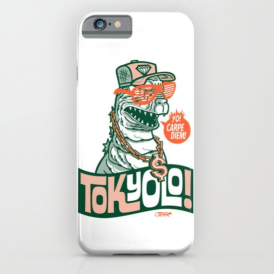 Tokyolo ($imple variant) iPhone & iPod Case
