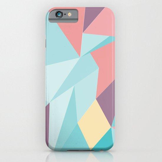 Facet vector II iPhone & iPod Case