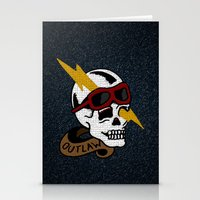 Outlaw Traditional Tatto… Stationery Cards