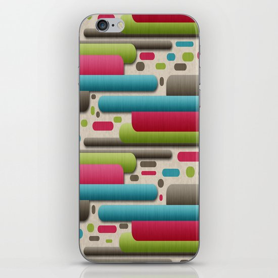 The New Retrolution. iPhone & iPod Skin