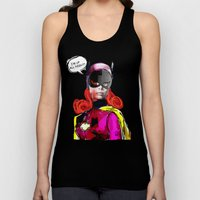 Batgirl Unisex Tank Top
