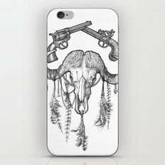 ex marks the spot iPhone & iPod Skin