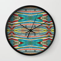 BOATI-FUL PARTY Wall Clock