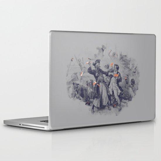 Epic Battle Laptop & iPad Skin