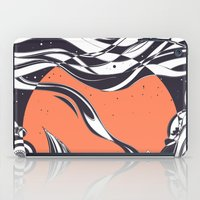 Ink sunset iPad Case