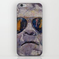 Frankenstein iPhone & iPod Skin