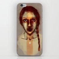 of love iPhone & iPod Skin