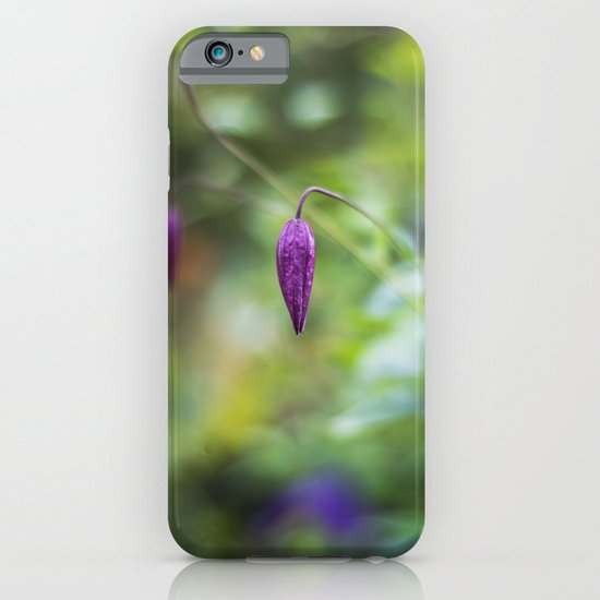 Purple Drop iPhone & iPod Case
