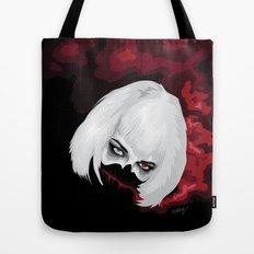 SMOKE BLOOD INK Tote Bag