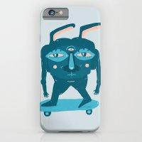 Skater Bunny iPhone 6 Slim Case