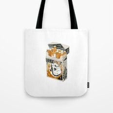 'Cracking Heads' Tote Bag