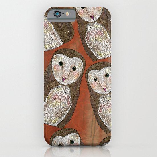 Barn Owl iPhone & iPod Case