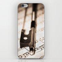 Violin Bow iPhone & iPod Skin