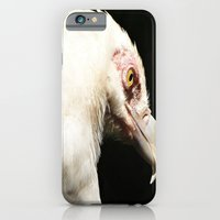 iPhone & iPod Case featuring Raptor white by Celso Azevedo