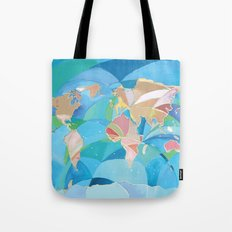 Oh the Places You will Go Tote Bag