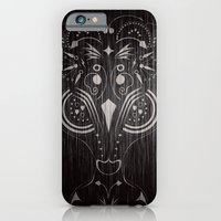 iPhone & iPod Case featuring Bambi on acid by Michael Tesch