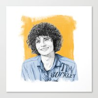 Tim Buckley Canvas Print
