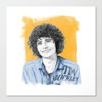 Tim Buckley Canvas Print