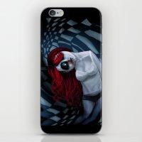 The Dark Side Of My Mind… iPhone & iPod Skin