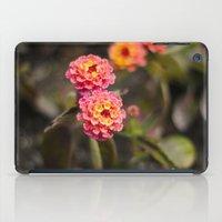 flowers. iPad Case