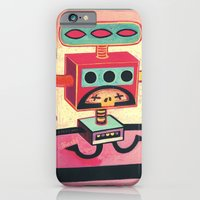 Sorcier mécanique iPhone 6 Slim Case