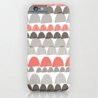Shroom Coral iPhone 6 Slim Case
