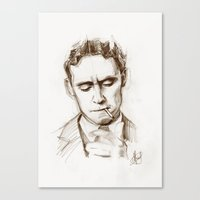 Fitzgerald Canvas Print