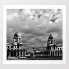 Greenwich Maritime Museum, London Art Print