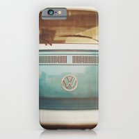Volkswagen Bus iPhone 6 Slim Case